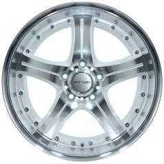 Sakura Wheels R296. 7.5x17, 5x114.30, ET35, ЦО 73,1мм.