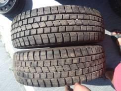 Dunlop SP. Зимние, без шипов, 2013 год, износ: 5%, 2 шт