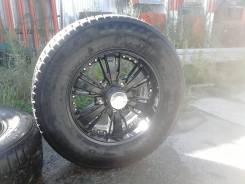 Продается комплект шин и дисков на автомобиль Тайота ЛК200. x18