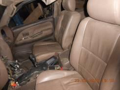 Интерьер. Toyota Land Cruiser Prado, KDJ95, RZJ95, VZJ95, KZJ95