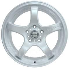 Sakura Wheels 391A. 7.5x17, 5x114.30, ET35, ЦО 73,1мм.