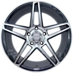 Sakura Wheels. 7.5x17, 5x114.30, ET38, ЦО 73,1мм.