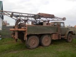 ЗИЛ 131. Продам Буровую УГБ-50, 6 000 куб. см., 5 000 кг.