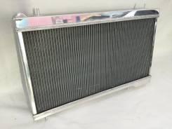 Радиатор охлаждения двигателя. Subaru Impreza, GDB