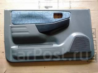 Обшивка двери. Mitsubishi Pajero Mini, H58A