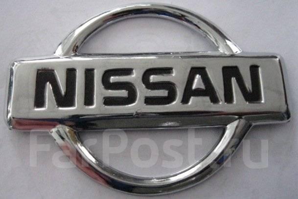 эмблемы, шильдики для nissan np300