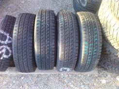 Bridgestone Blizzak VL1. Зимние, без шипов, 2014 год, износ: 20%, 4 шт