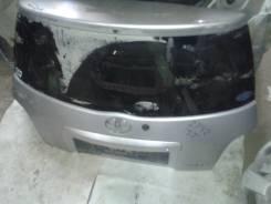 Крышка багажника. Toyota ist, NCP65, NCP61, NCP60 Двигатели: 1NZFE, 2NZFE