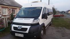 Peugeot Boxer. Автобус, 2 200 куб. см., 17 мест