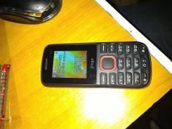 Jinga. Новый, Черный, Dual-SIM, Кнопочный