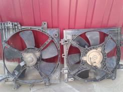 Вентилятор охлаждения радиатора. Subaru