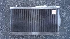 Радиатор охлаждения двигателя. Subaru Impreza WRX STI, GDB