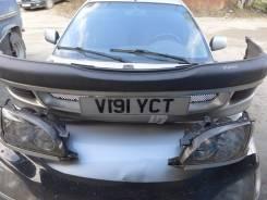 Toyota Avensis. 1AZ 3S 1CDFTV