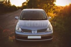 Нужен хороший авто под выкуп? Tiida Latio 2007 г. 1100р сутки. Без водителя