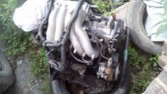 Двигатель. Toyota Mark II Wagon Qualis