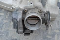 Заслонка дроссельная. Volkswagen Passat, B5 Двигатель AEB