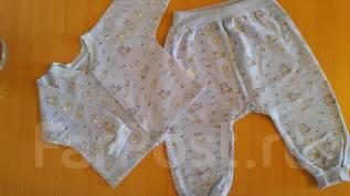 Пижамы. Рост: 60-68 см