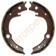 Колодки ручника TOYOTA WISH/CALDINA/IST L=R (комплект)