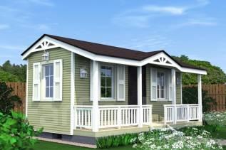 Теплый дачный дом. до 100 кв. м., 1 этаж, 2 комнаты, каркас