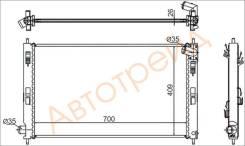 Радиатор MITSUBISHI LANCER 1.5/1.8/2.0/2.0D 07-/ASX 10-/OUTLANDER XL/CITROEN C-CROSSER/PEUGEOT 4007 MC0088-07 SAT