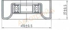 Ролик нятяжителя приводного ремня NISSAN AD/MURANO/QASHQAI/SERENA/SYLPHY/TEANA/TIIDA/X-TRAIL/ 1,8/2, ST-11955-ET000C, 0290-T31, 0287-T31, 11955-EN20...