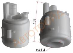 Фильтр топливный NISSAN X-TRAIL T30 00-07 QR20 SAT ST-16400-2Y505