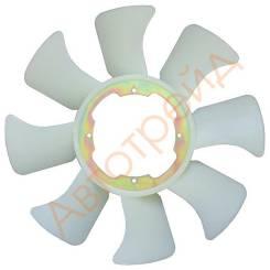 Крыльчатка вентилятора NISSAN ATLAS F23, CONDOR, CARAVAN E24, URVAN E24 TD27 SAT