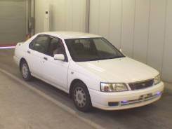 Nissan Bluebird. 14