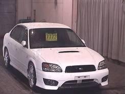 Subaru Legacy B4. BE