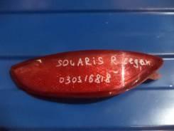 Катафот. Hyundai Solaris
