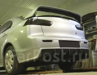 Обвес кузова аэродинамический. Mitsubishi Lancer, CY, CY1A, CY3A Двигатели: 4A91, 4A92, 4B10, 4B11