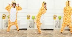 Пижамы–кигуруми. 46, 48