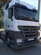"Mercedes-Benz Actros. Продаётся тягач Mercedes Benz Actros 1846LS ""Megaspace"", 11 946 куб. см., 18 000 кг."