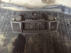Консоль панели приборов. Toyota Corolla, NZE121 Двигатель 1NZFE