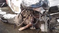 Двигатель в сборе. ИЖ