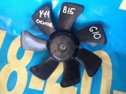 Вентилятор охлаждения радиатора. Nissan: Almera Classic, Pino, Bluebird Sylphy, Avenir, AD, Primera Camino, Expert, Almera, Wingroad, Bluebird, Primer...