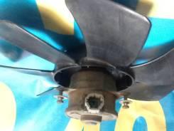 Вентилятор охлаждения радиатора. Nissan AD, VFY11, VGY11, VHNY11, VY11