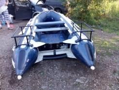 Solar. Год: 2009 год, длина 4,50м., двигатель подвесной, 20,00л.с., бензин