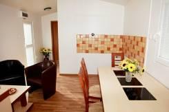 Дом укоплектованный с санузлом и отделкой за 780 тыс. от застройщика