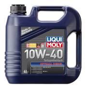 Liqui moly Optimal Synth. Вязкость 10W-40, полусинтетическое