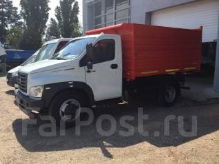 ГАЗ ГАЗон Next. ГАЗон Некст Самосвал, 4 430 куб. см., 4 500 кг.
