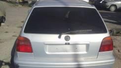 Крышка багажника. Volkswagen Golf