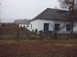Породам дом. Новосибирская область село веселовское, р-н краснозерский район, площадь дома 64кв.м., скважина, отопление твердотопливное, от частного...