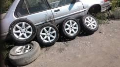 Продам комплект колёс на 16. 7.0x16 5x114.30 ET37 ЦО 73,0мм.