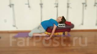 Йога для будущих мам (йога для беременных)! Студия йоги на Чуркине.