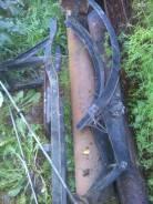 Крепление запасного колеса. ГАЗ 66