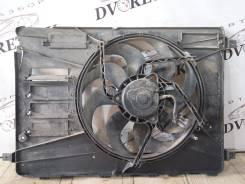 Вентилятор охлаждения радиатора. Ford C-MAX Ford Focus