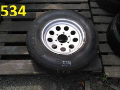 """Продам колесо Dunlop Grandtrek Bi-Guard SJ2 215/80R15. 6.0x15"""" 6x139.70 ЦО 106,0мм."""