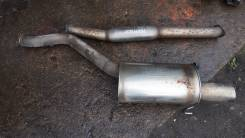 Выхлопная труба. Nissan Avenir, PNW11