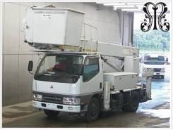 Mitsubishi Canter. Автовышку Tadano AT145TE продаю. В наличии, 5 240 куб. см., 16 м.